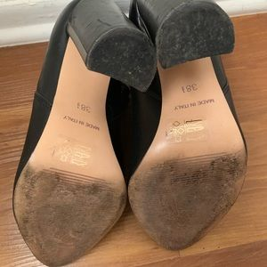 BCBGMaxAzria Shoes - BCBG Max Azria Black Booties